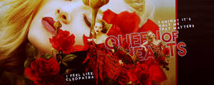 Queen Of Hearts by wildesttdream