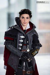 Evie Frye - Cosplay #8 by V-Chan90