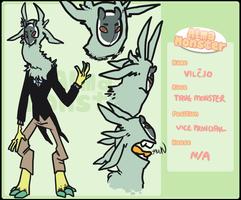 alma monster appapapapapapap by ghostlymobster