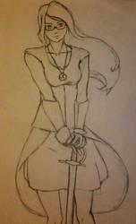 Sword Dancer Costume by Zetsumeimaru