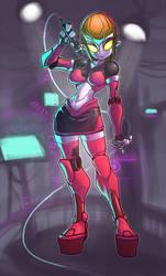 Courtney Gears by Spacezin