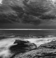 Stormy Dawn by MarkLucey
