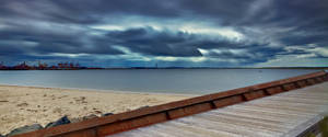 Path to the Storm by MarkLucey