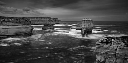 Land and Sea by MarkLucey