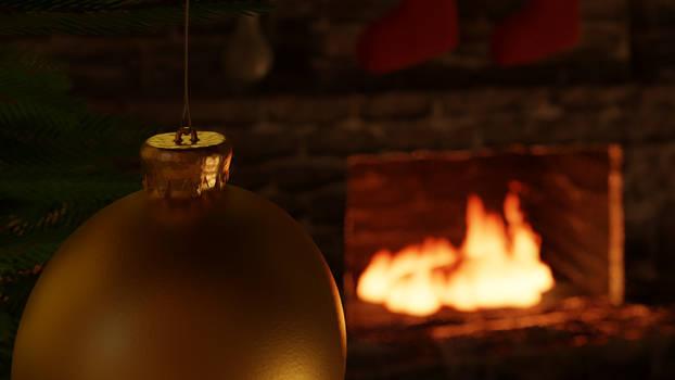 Christmas Eve by Bunnychair
