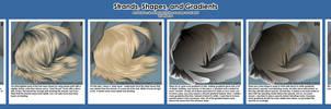 Hair Tutorial by llvlarxene