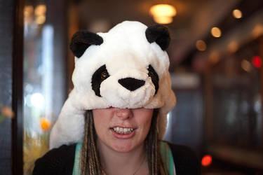 Panda by B0rrach0