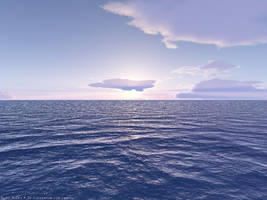 morning ocean by tarellex