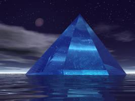 lucid pyramid by tarellex