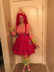 Pinkie Pie Update by Dare-to-Cosplay