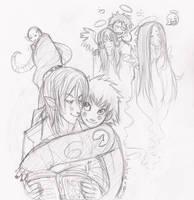 HP: hobo love by elindor