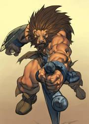 liger by ChuckARTT