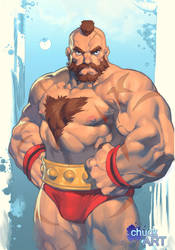 Gief by ChuckARTT