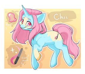 Pony Fan Chararacter Reference by Chiimiera