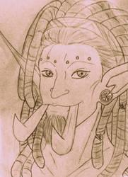 Dunah by NinaTsuki