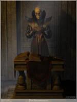 The Necromancer by rrward