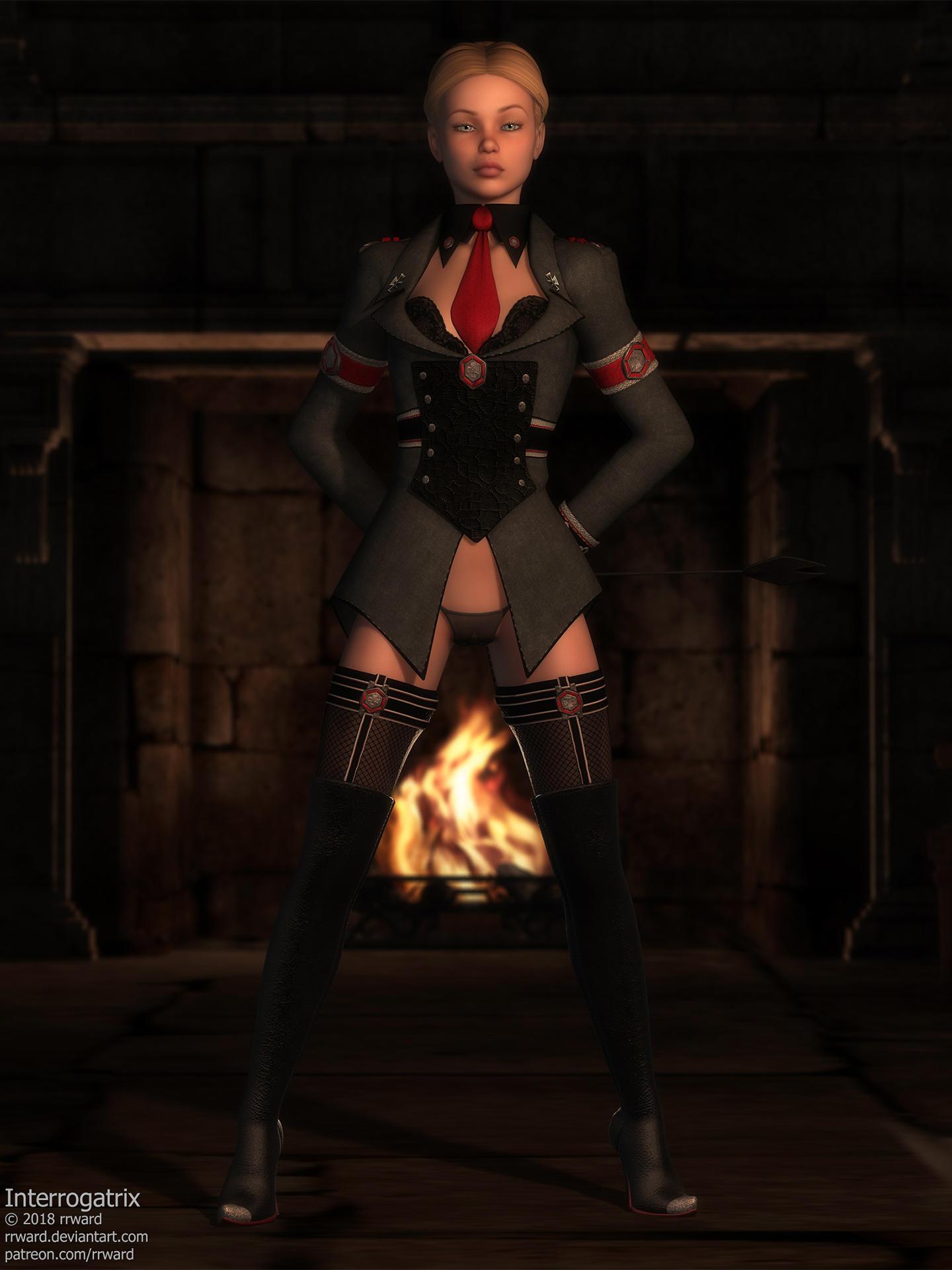 Interrogatrix 2 by rrward