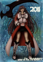 PH: Year of the Rabbit by Lady-Werewolf