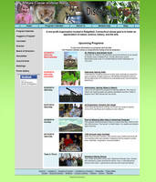 Discovery Center Website by Gingitsune-Lady-Fox