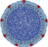 The Stargate by Gingitsune-Lady-Fox