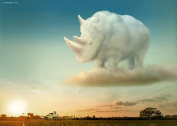 Cloud - Rhino version by pepey