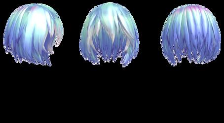 MMD: Short TDA Hair edit Download by Neta-DV