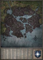 Northgate - City Map by Levodoom