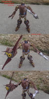 Universe Dinobot Custom bot by Unicron9