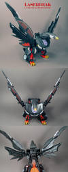 Custom Alternators Laserbeak by Unicron9