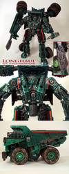ROTF Longhaul custom painted by Unicron9