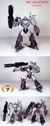 G1 WFC Megatron by Unicron9