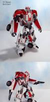 TF Prime Ratchet by Unicron9