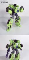 Constructicon: Scrapper by Unicron9