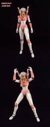 Human Arcee by Unicron9