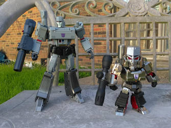 G1 Megatrons by Unicron9