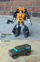 Combiner Wars Brawn by Unicron9