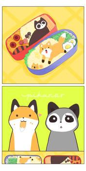 Stupid Fox Contest by pikarar