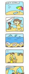 Why Dolphins Resurface by pikarar
