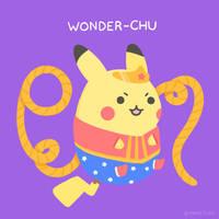 Wonder-Chu by pikarar
