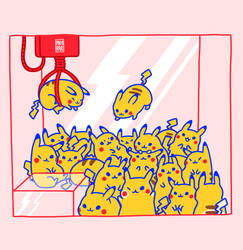 UTGP 2019 Uniqlo Pokemon by pikarar
