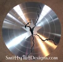 Captain America Shield- BROKEN!? by Smitty-Tut