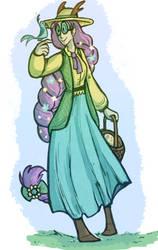 [Alt Skin]: Spring's Arrival Marmelee by Kitty-Katskratch