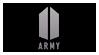STAMP: ARMY Logo #1 by Hallyumi