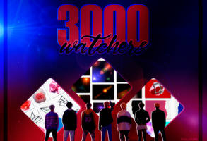 3000 WATCHERS PACK! by Hallyumi