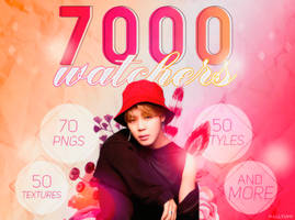 7000 WATCHERS PACK! by Hallyumi