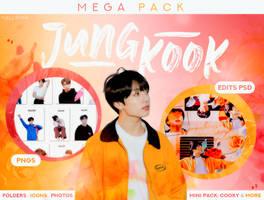 MEGA PACK: JUNGKOOK! by Hallyumi
