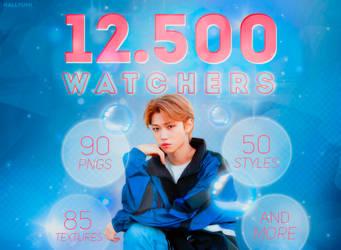 12.500 WATCHERS PACK! by Hallyumi