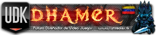 Firma - UDK Foro by DhamerTUTOS