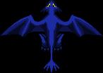 Dragon sprite top - Hellbullet game by Vandagen