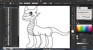 Dragonbody - Progressive update by Vandagen